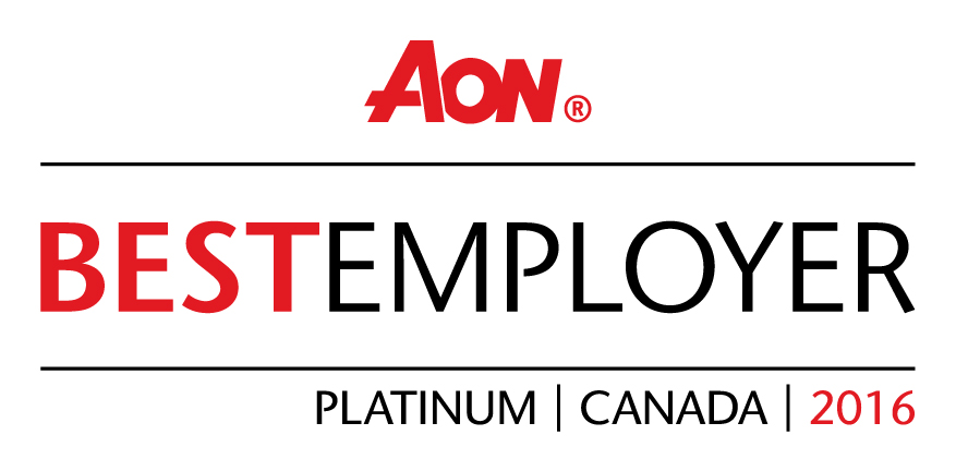 Aon Best Employer Canada