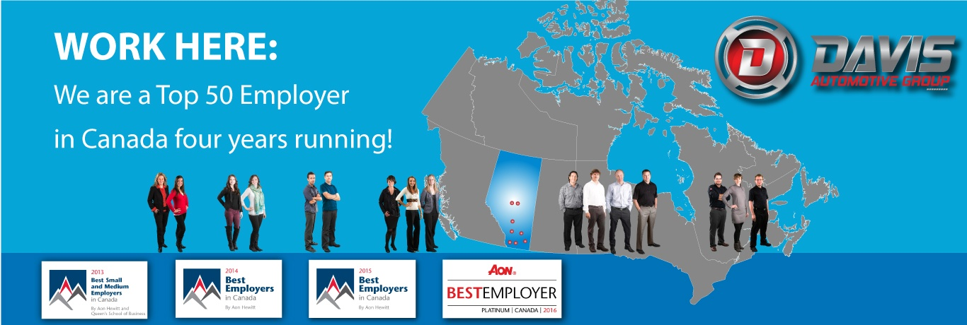 best employer in Alberta
