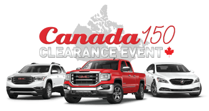 Canada 150 Clearance Event - New and Used Car Sale
