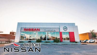 Okotoks-Nissan
